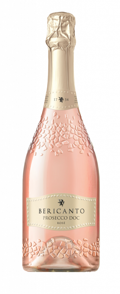 bericanto prosecco rosè vicenza wine sparkling rose